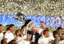 Il Real Madrid ha vinto il campionato spagnolo