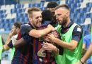 La Reggiana è tornata in Serie B dopo ventuno anni