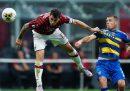 Serie A, la classifica dopo la 33ª giornata