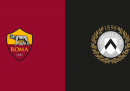 Dove vedere Roma-Udinese in TV e in streaming