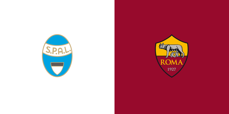Serie A: Spal-Roma