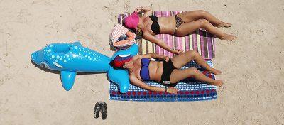 Il consiglio di Daria Bignardi alle donne che vanno in vacanza con la famiglia