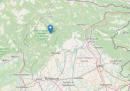 C'è stato un terremoto di magnitudo 3.7 in Friuli