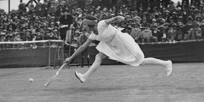 Grandi fotografie dai vecchi Wimbledon