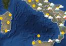Le previsioni meteo per domani, venerdì 7 agosto