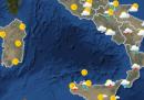 Le previsioni meteo per sabato 8 agosto