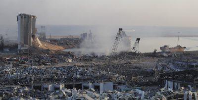 Cosa ci faceva tutto quel nitrato di ammonio al porto di Beirut