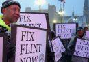 Il Michigan pagherà 600 milioni di dollari alle vittime della crisi idrica di Flint