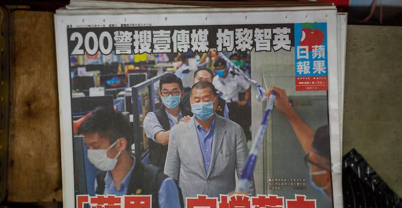 Cosa significa l'arresto di Jimmy Lai a Hong Kong