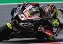 Il pilota di MotoGP Johann Zarco è stato sanzionato per «guida irresponsabile»