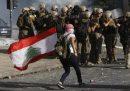 Il governo del Libano si è dimesso