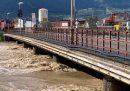 I danni della pioggia nel Nord-Est