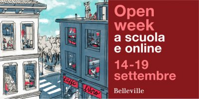 L'Open Week della Scuola Belleville
