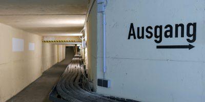 La società che ospitava i siti internet illegali in un bunker militare tedesco