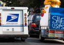 La Camera degli Stati Uniti ha approvato un finanziamento di 25 miliardi di dollari al servizio postale, in vista delle elezioni presidenziali