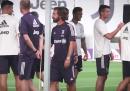 La prima conferenza stampa di Andrea Pirlo da allenatore della Juventus in diretta streaming