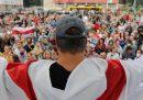 La canzone catalana che si canta nelle manifestazioni in Bielorussia