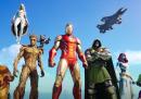 Il trailer della nuova stagione di Fortnite, con i personaggi Marvel
