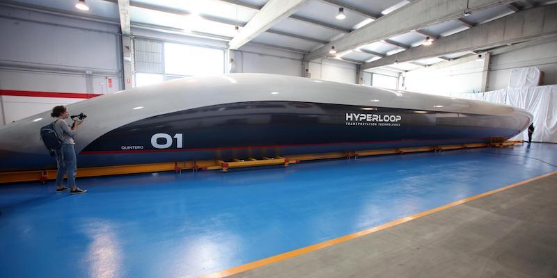 Che fine ha fatto l'Hyperloop?