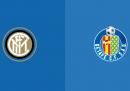 Inter-Getafe di Europa League, dove vederla in TV stasera
