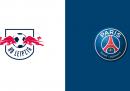 Lipsia-PSG di Champions League in diretta TV