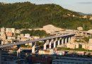 L'inaugurazione del nuovo ponte di Genova