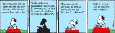 Peanuts 2020 agosto 3