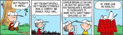 Peanuts 2020 agosto 5