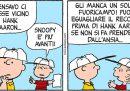 Peanuts 2020 agosto 6
