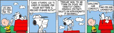 Peanuts 2020 agosto 7