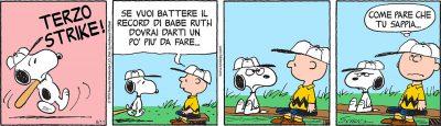 Peanuts 2020 agosto 11