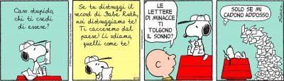 Peanuts 2020 agosto 12