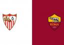 Siviglia-Roma di Europa League, dove vederla in TV stasera