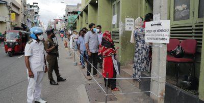 Le elezioni parlamentari in Sri Lanka sono state vinte dal partito di governo