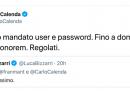Luca Bizzarri ha gestito per qualche ora il profilo Twitter di Carlo Calenda