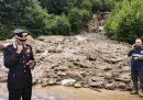 Tre persone sono morte mercoledì per una frana in Valmalenco