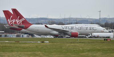 Virgin Atlantic ha chiesto l'amministrazione straordinaria negli Stati Uniti