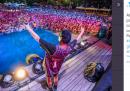 A Wuhan hanno fatto un concerto in piscina con migliaia di persone