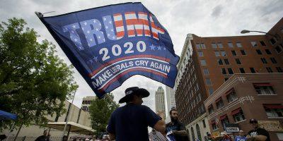 Come vanno Trump e Biden negli stati in bilico