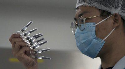 I vaccini sperimentali usati sulla popolazione in Cina