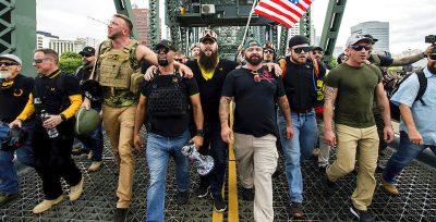 Fred Perry ha un problema di neonazisti