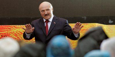 L'Unione Europea ha detto di non riconoscere l'insediamento di Alexander Lukashenko alla presidenza della Bielorussia
