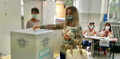 In Toscana ha vinto Eugenio Giani del centrosinistra