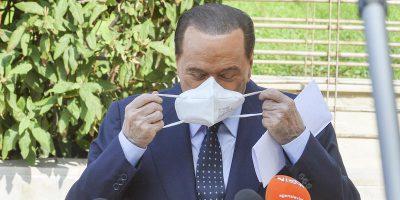 Silvio Berlusconi risulta ancora positivo al coronavirus