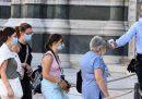 I dati sul coronavirus di oggi, martedì 8 settembre