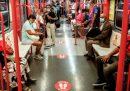 Le linee guida per il trasporto pubblico locale prevedono che i mezzi siano occupati all'80 per cento