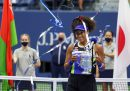 La tennista giapponese Naomi Osaka ha vinto gli US Open