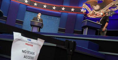 Stanotte c'è il dibattito tra Trump e Biden