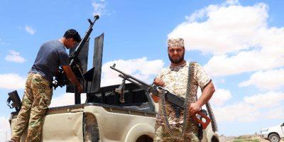 Nel 2020 sono aumentati i rifornimenti di armi degli Emirati Arabi Uniti al maresciallo libico Khalifa Haftar