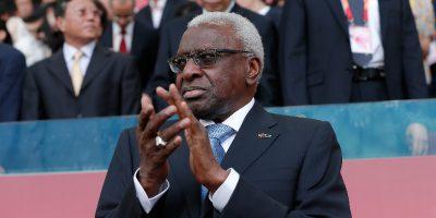 L'ex presidente della Federazione mondiale di atletica Lamine Diack è stato condannato per corruzione